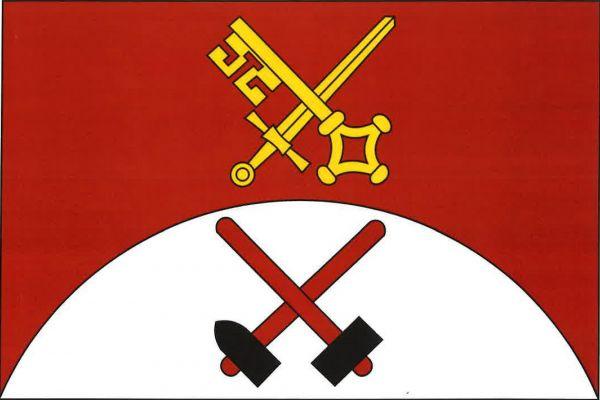 Vlajka Bílého Kamene