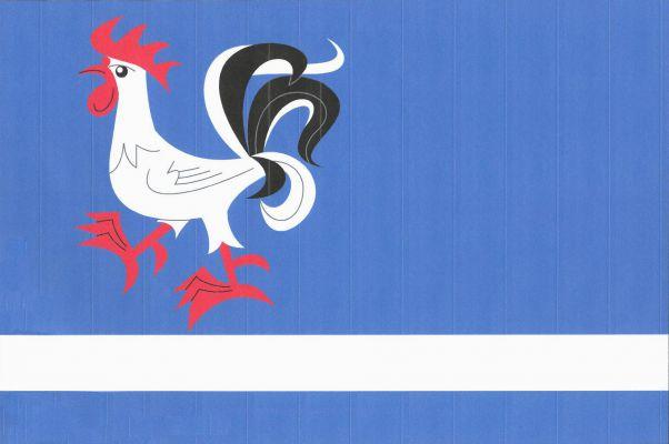 Vlajka Bítovčic