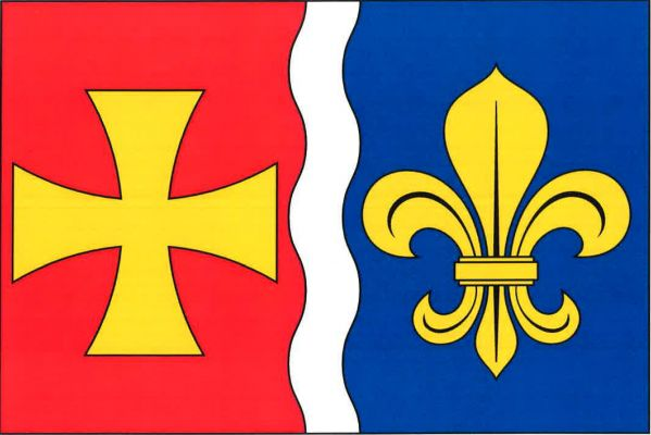 Vlajka Cerekvičky-Rosic