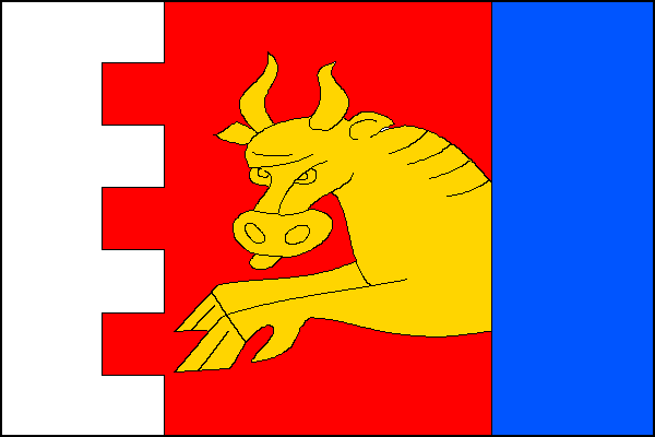 Vlajka Dobronína