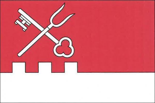 Vlajka Dolní Cerekve