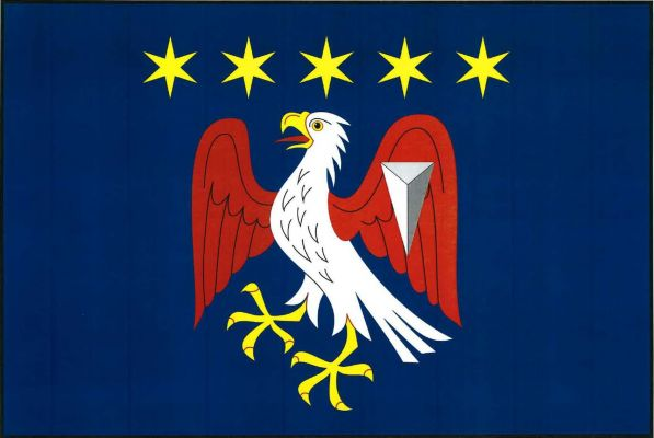 Vlajka Krahulčí
