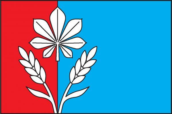 Vlajka Měšína