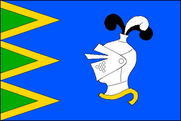 Vlajka Nadějova