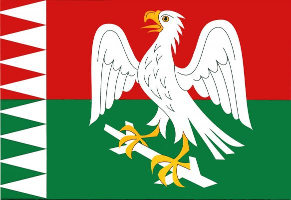 Vlajka Otína