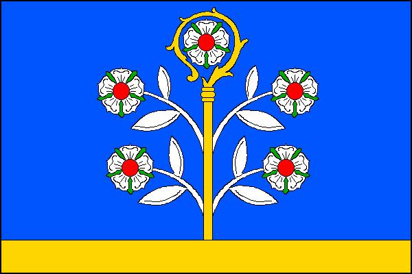 Vlajka Panenské Rozsíčky