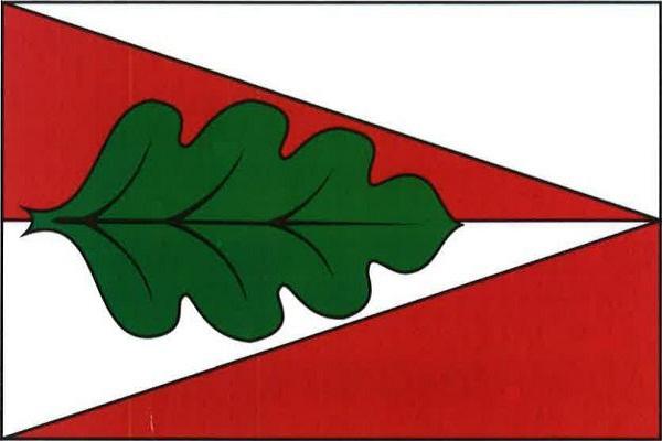 Vlajka Panských Dubenek