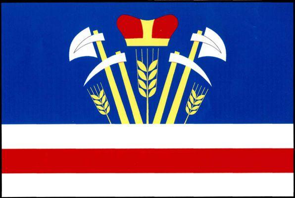 Vlajka Rohozné