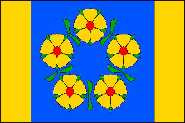 Vlajka Růžené