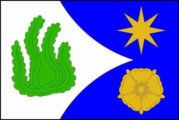 Vlajka Řásné