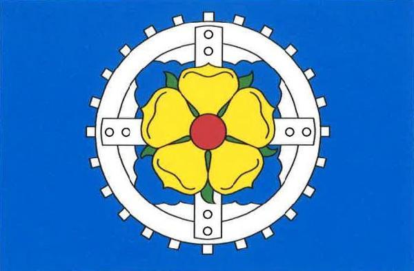 Vlajka Řídelova