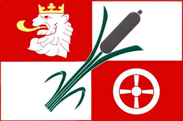 Vlajka Stříteže