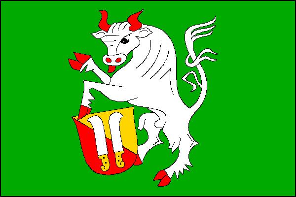 Vlajka Nových Dvorů