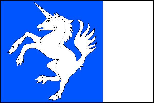Vlajka Třeště