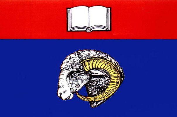 Vlajka Velkého Beranova