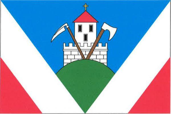 Vlajka Věžnice