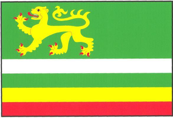 Vlajka Záborné