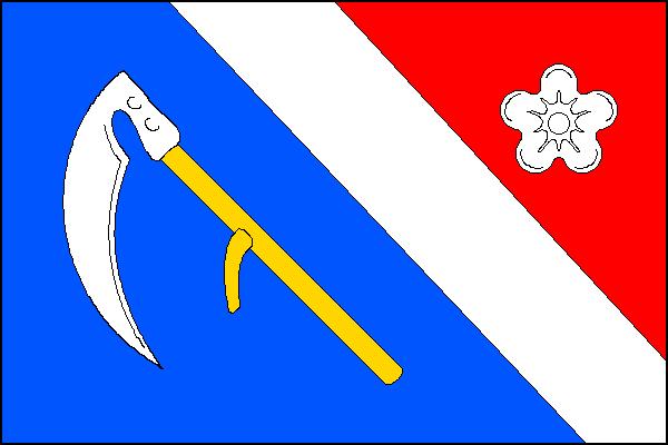 Vlajka Čechtína