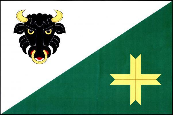 Vlajka Číhalína