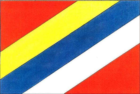 Vlajka Dešova