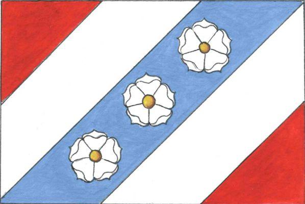 Vlajka Domamile