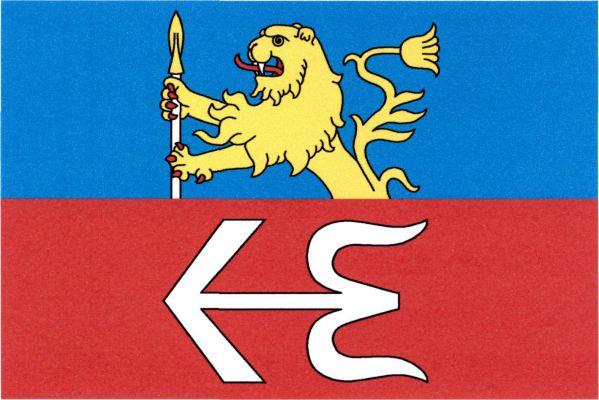 Vlajka Horních Heřmanic