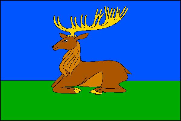 Vlajka Jaroměřic nad Rokytnou