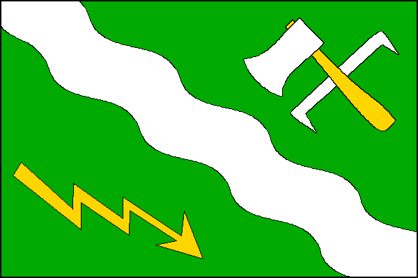 Vlajka Kramolína