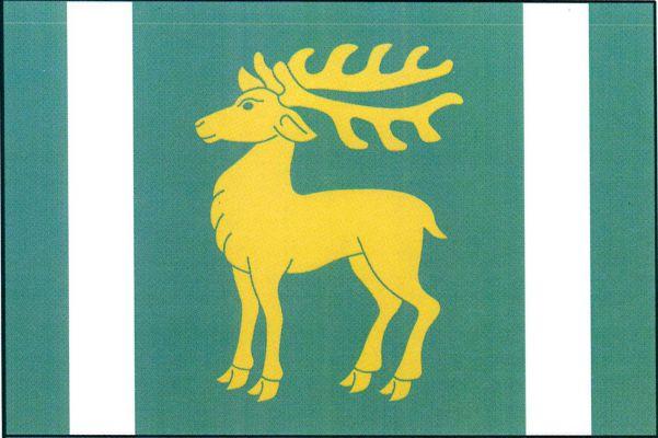 Vlajka Lhánic