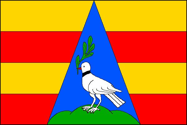 Vlajka Náměště nad Oslavou