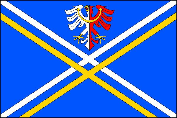 Vlajka Nových Syrovic
