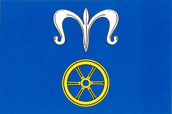Vlajka Okříšek