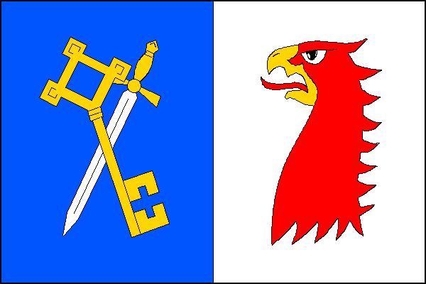 Vlajka Přešovic