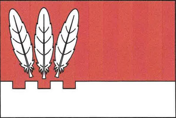 Vlajka Pyšela