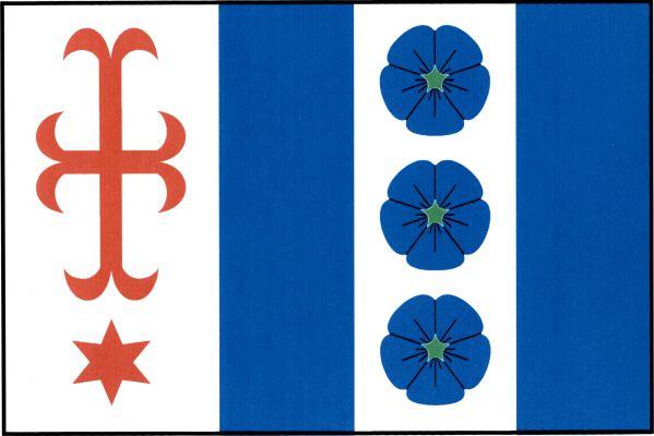 Vlajka Radkovic u Hrotovic