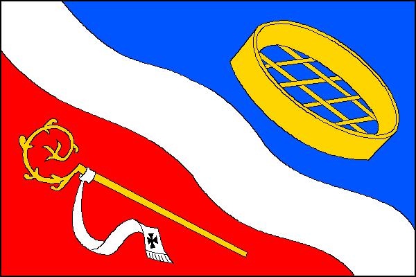 Vlajka Rokytnice nad Rokytnou