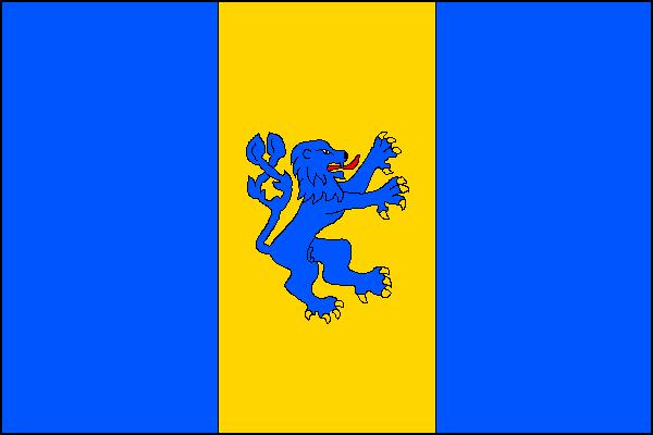 Vlajka Stařče