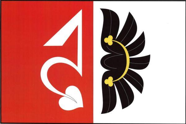 Vlajka Zahrádky