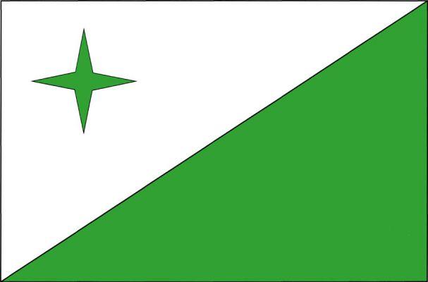 Vlajka Zárubic