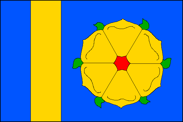 Vlajka Želetavy