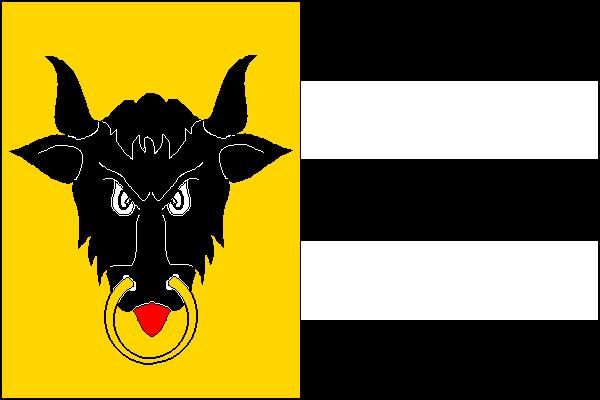 Vlajka Bobrové