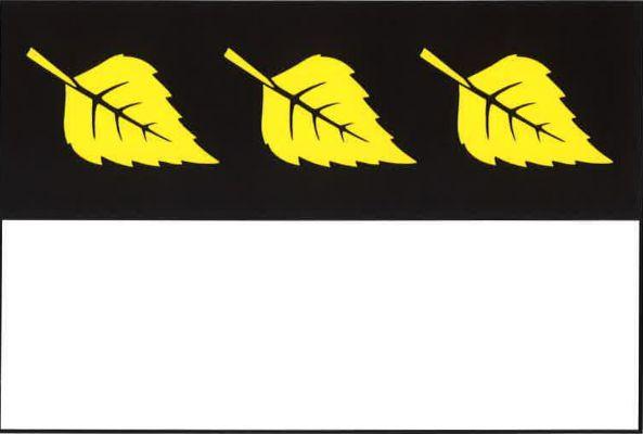 Vlajka Březí