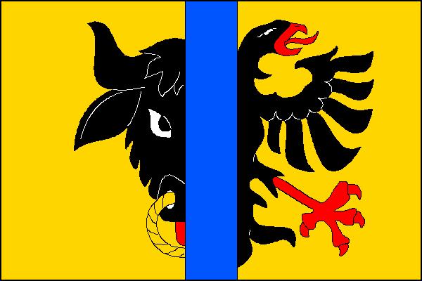 Vlajka Bystřice nad Pernštejnem