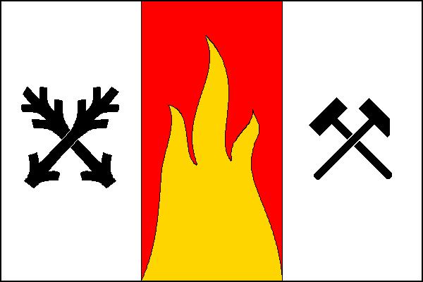Vlajka Dolní Rožínky