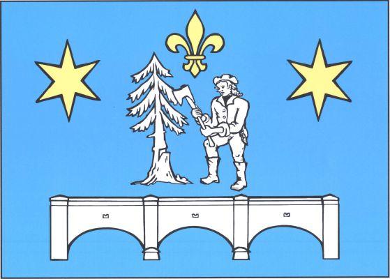 Vlajka Herálce