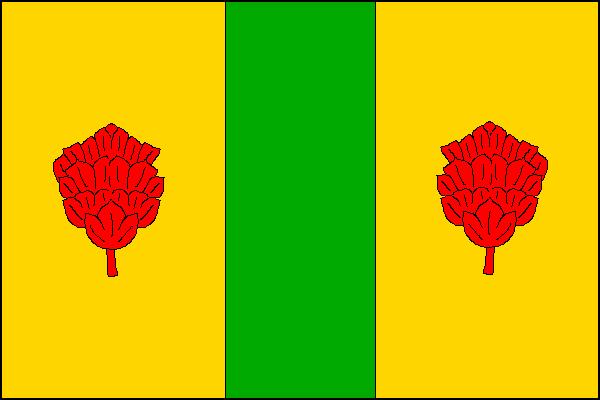 Vlajka Borů