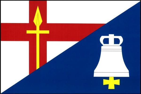 Vlajka Horních Radslavic