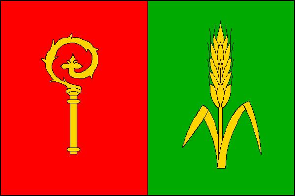 Vlajka Horní Rožínky