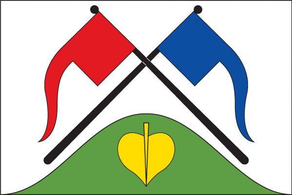 Vlajka Chlumu-Korouhvice