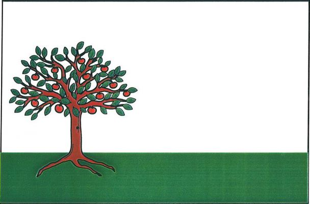 Vlajka Jabloňova